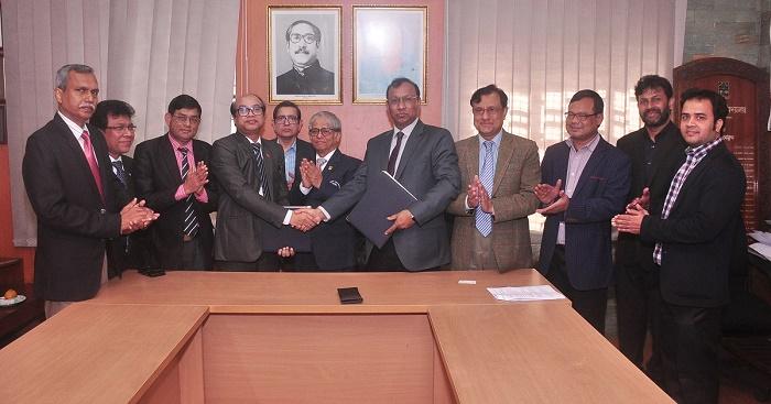 MoU between DU and BAEC signed