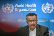 WHO warns overseas virus spread may be 'tip of the iceberg'