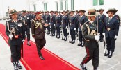 Army chief meets his Nepalese counterpart