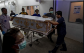 Families of Thai shooting victims wait for answers, bodies
