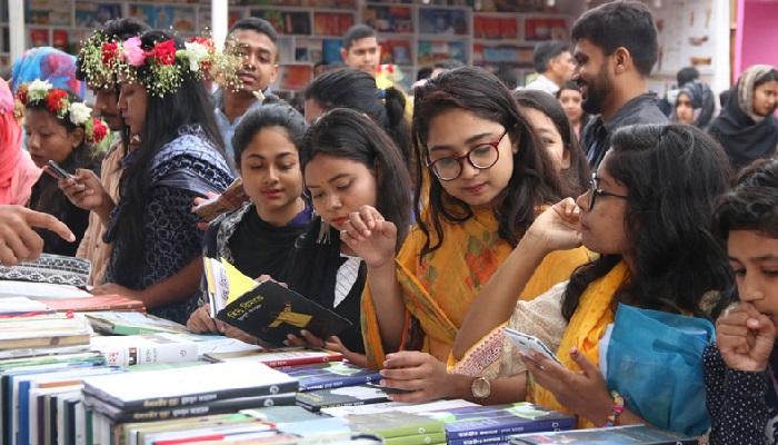 179 new titles hit Amar Ekushey Book Fair