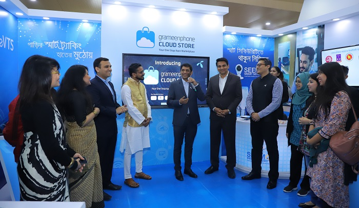 Grameenphone launches Cloud Store