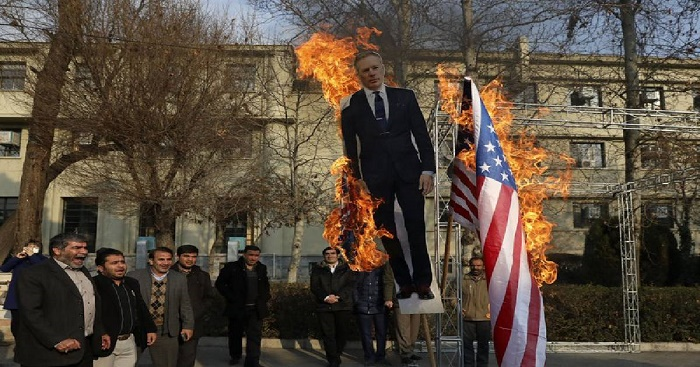 Iranians rally, mark anniversary of 1979 Islamic Revolution