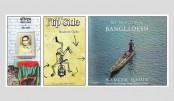 Nadeem Qadir's three books in Boi Mela