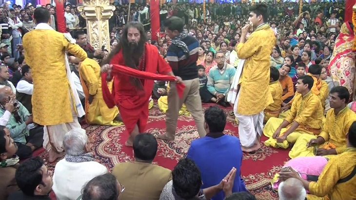 Baul Mela draws huge crowd in Narsingdi