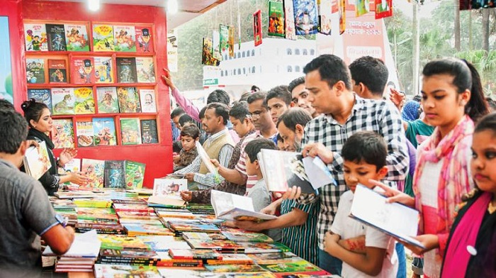 Loan scheme launched at book fair to buy books