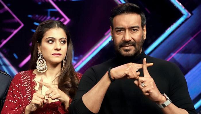 Kajol says she knows three sides of Ajay Devgn