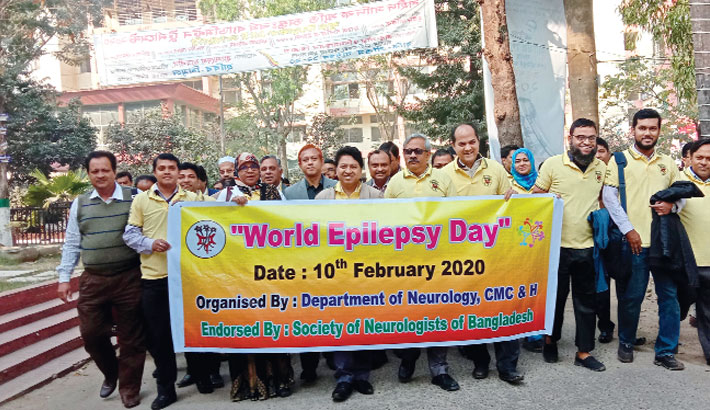 Take epilepsy patients to hospital: Speakers