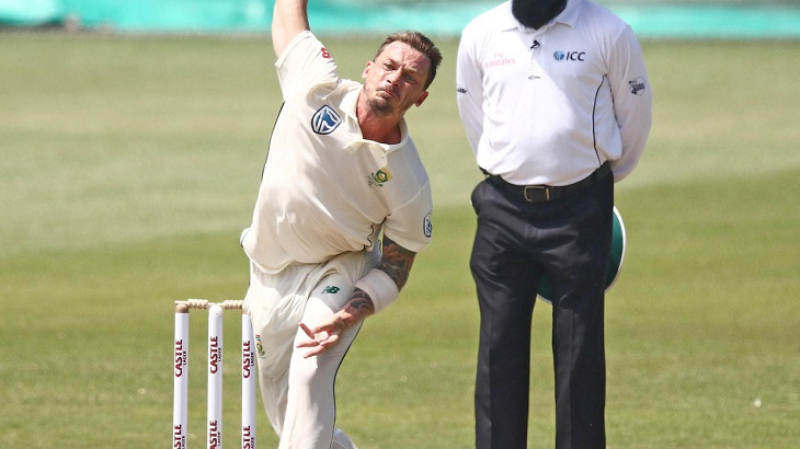 Dale Steyn sets sights on World Cup
