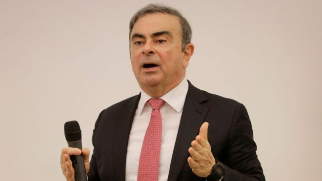 Nissan seeks $90m damages from former boss Carlos Ghosn