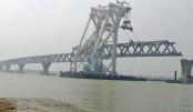 3.6km of Padma Bridge becomes visible