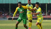 Abahani eliminated from AFC cup on away goals by Maziya