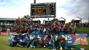WC winning U-19 squad returns home this afternoon