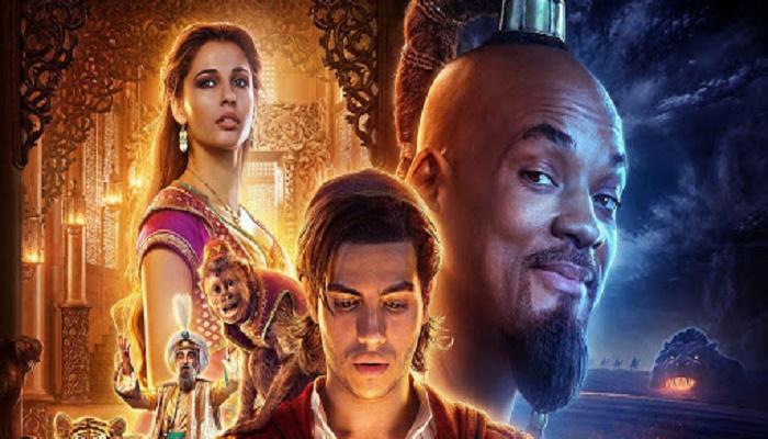 Disney working on 'Aladdin' sequel