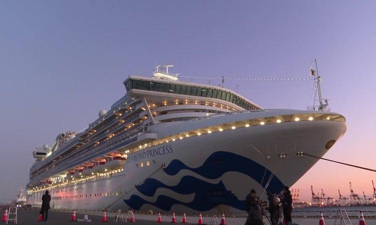 44 more novel coronavirus cases on Japan ship