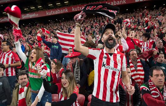Muniain gives Athletic Bilbao edge in Copa del Rey smei-final