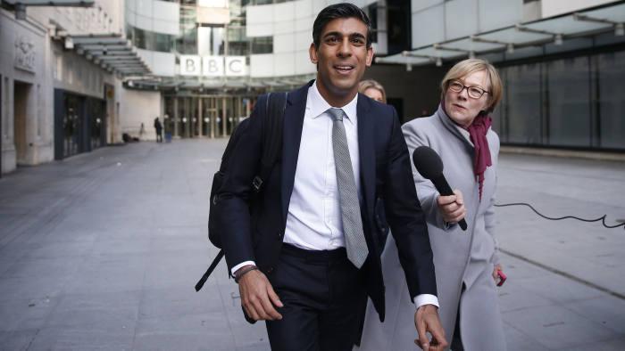 Indian-origin Rishi Sunak appointed as UK finance minister