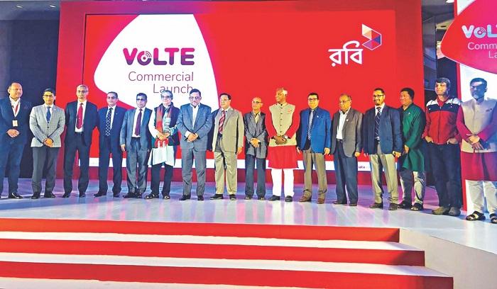 Robi launches VoLTE service