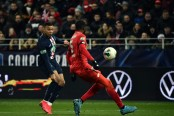 Six-goal PSG into French Cup semi-finals as Lyon knock out Marseille