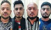 4 arrested for attack on News24 journos