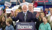 Sanders wins in New Hampshire Democratic primary