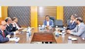 Kamal hopes for Saudi Aramco's investment