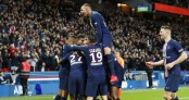 Bakker impresses in first start as PSG routs Dijon in cup