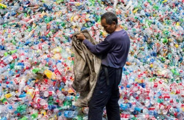 Norway recycles almost all of its plastic bottles