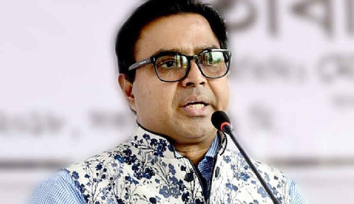 Sayeed Khokon collects AL nomination form for Dhaka-10 by-polls