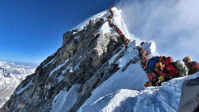 Everest: Top Sherpas slam Nepal's plan to clean rubbish from mountain