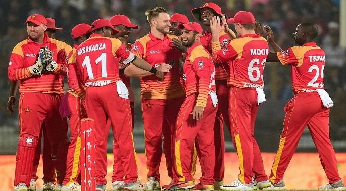 Zimbabwe cricket team to arrive in Dhaka Saturday