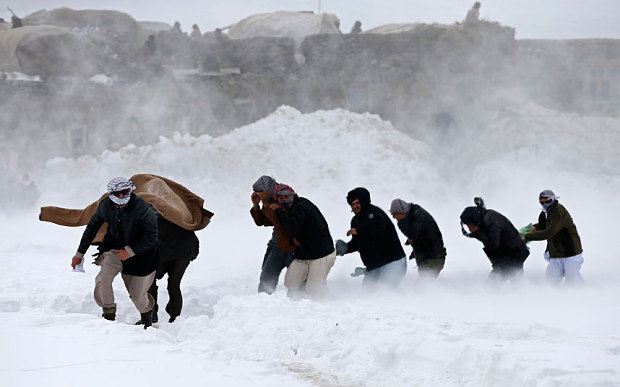 Official says avalanches in Afghanistan kill 21 people
