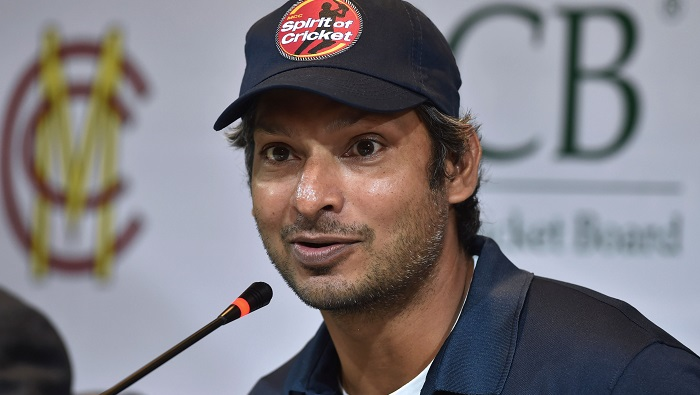 Sangakkara makes poignant return to Pakistan since 2009 attack