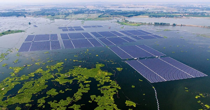 Solar power plant projects may hit a snag for coronavirus