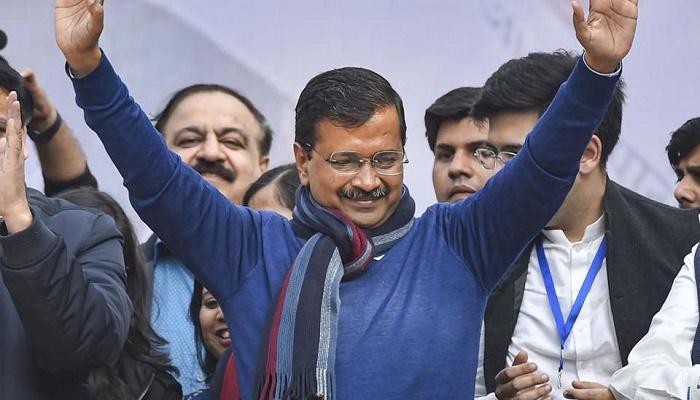 Kejriwal to take oath as Delhi CM Sunday