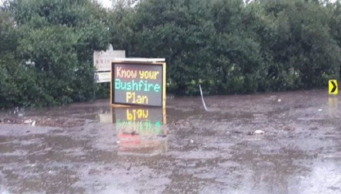 Australia weather: How much rain did it take to put out NSW fires?