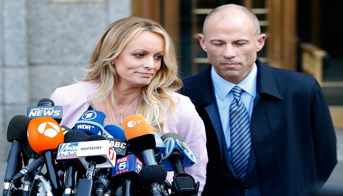 Stormy Daniels' ex-lawyer Michael Avenatti guilty over extortion