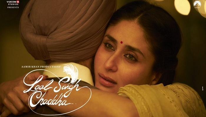 Laal Singh Chaddha: Aamir Khan shares Kareena Kapoor's first look
