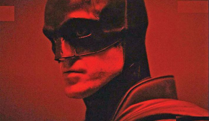 Pattinson's Batman look revealed