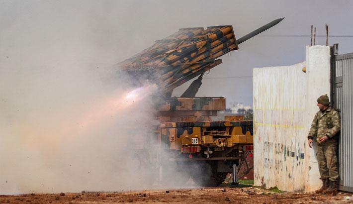 Syrian govt forces chip away at rebel enclave