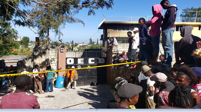 13 children died in residence fire in Haiti
