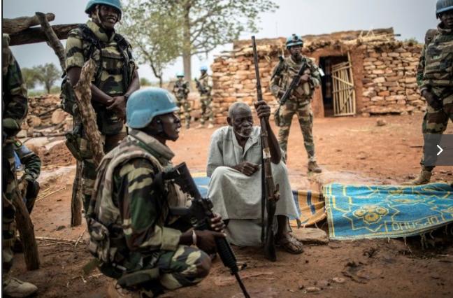 Gunmen kill at least 21 in central Mali village