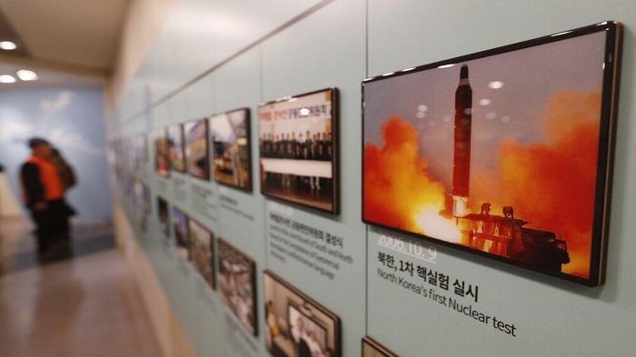 UN experts: North Korea enhances nukes and illicit trade