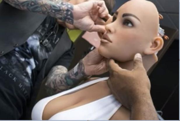 Sex robots may cause psychological damage