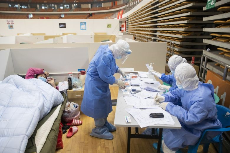 China virus death toll surges past 1,500, new cases fall