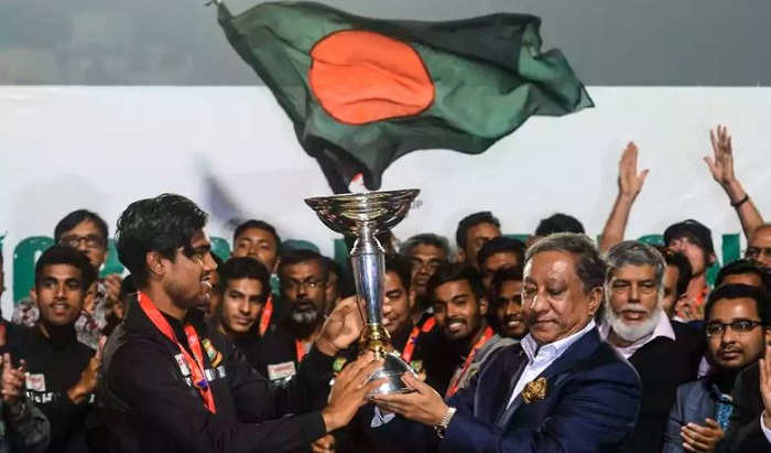 Young Tigers' World Cup win: A triumph in the works for years