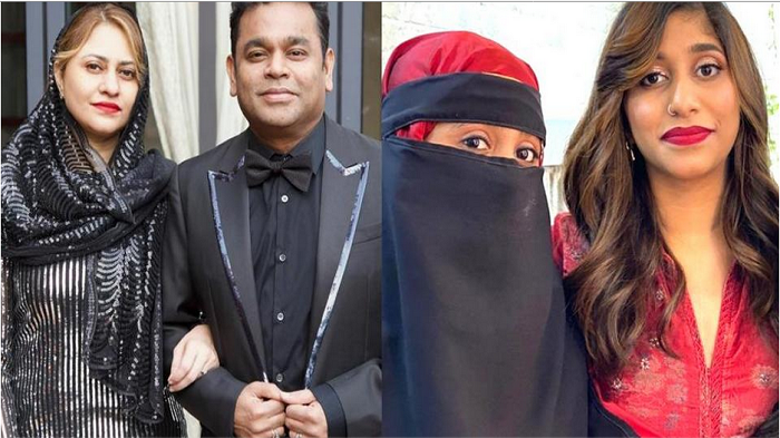 AR Rahman's daughter Khatija trolled by Taslima Nasreen for wearing burqa