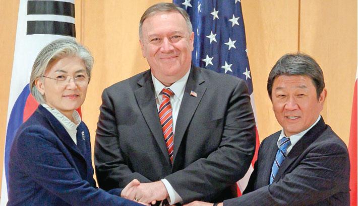 US, Europe clash over Washington's global retreat