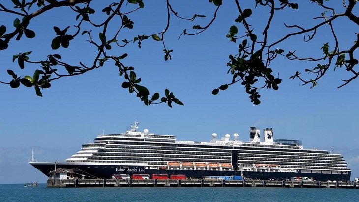Malaysia insists virus diagnosis from cruise passenger is correct