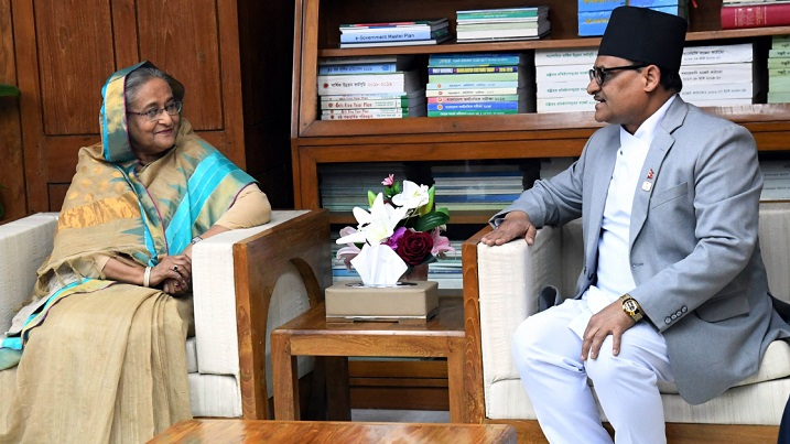 Prime Minister Sheikh Hasina for boosting connectivity with neighbours